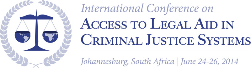 International Conference on Access to Legal Aid in Criminal Justice Systems